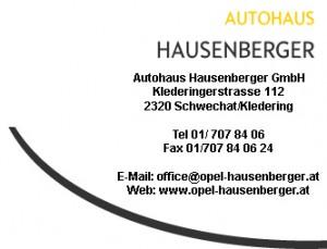 hausenberger